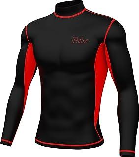 course /à pied FDX Tee-shirt de compression seconde peau sans manches pour homme Sport