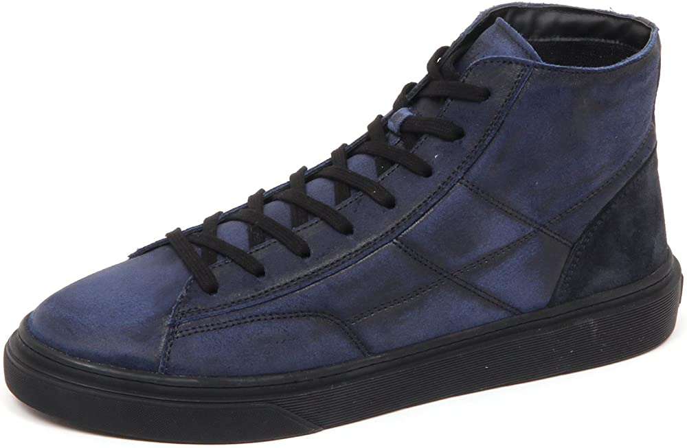 Hogan e2790 sneaker uomo blu HXM3400J560HTQ297Q