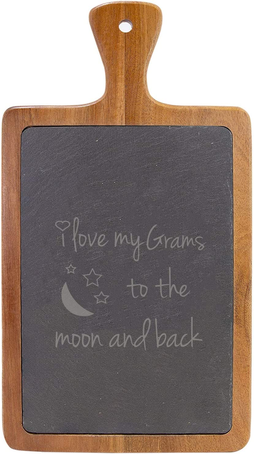 I love my Grams To The Moon Max 58% OFF and x Los Angeles Mall 7-inch 1 13 4-inch Acacia Back