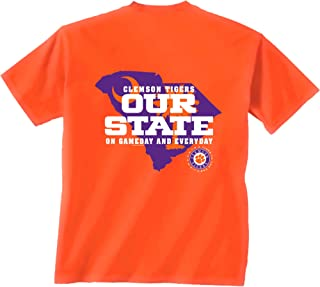 NCAA Our State Short Sleeve T-Shirt