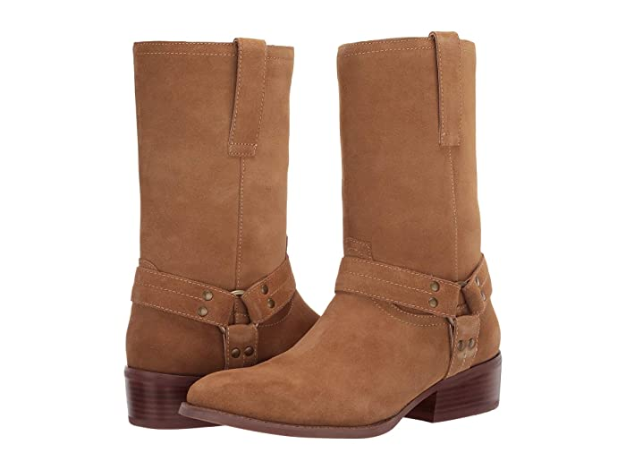 Buster  Shoes (Camel) Men's Boots
