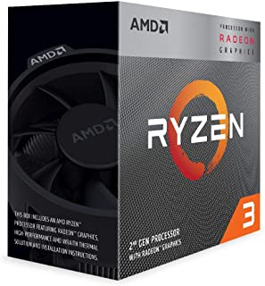 Procesador Amd Ryzen 3 3200g 3.60ghz 4 Cores Socket Am4