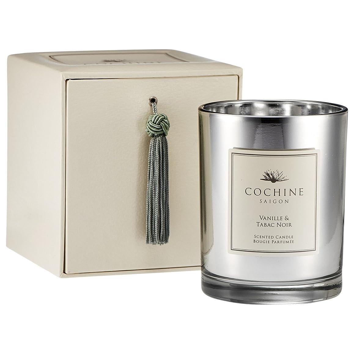 突き出す逆に週末Cochine Vanille & Tabac Noir Scented Candle (Pack of 2) - Cochineヴァニラ&Tabacノワールの香りのキャンドル (Cochine) (x2) [並行輸入品]
