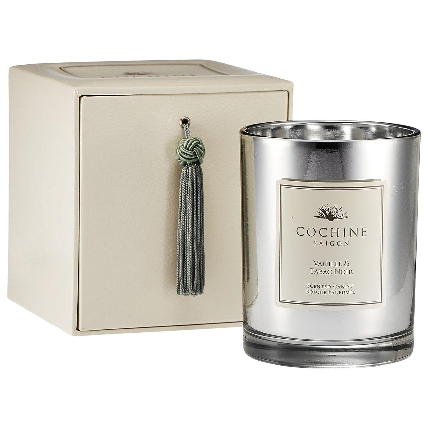 在庫無実嵐が丘Cochine Vanille & Tabac Noir Scented Candle (Pack of 2) - Cochineヴァニラ&Tabacノワールの香りのキャンドル (Cochine) (x2) [並行輸入品]