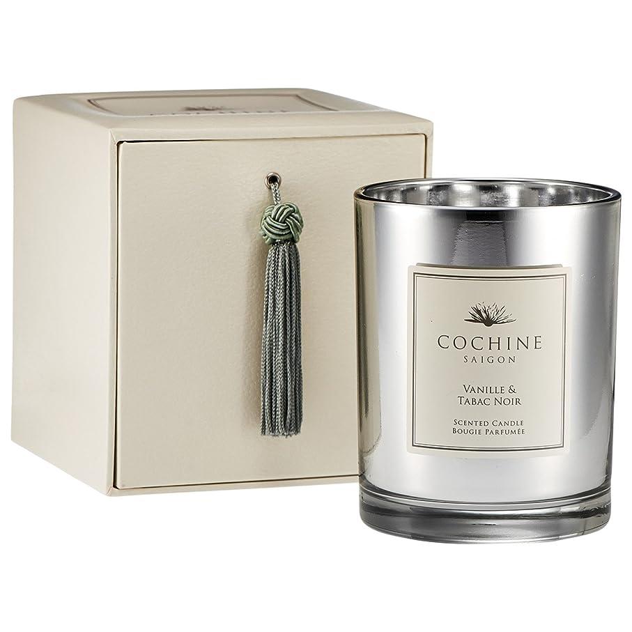 識字極貧頼るCochine Vanille & Tabac Noir Scented Candle (Pack of 2) - Cochineヴァニラ&Tabacノワールの香りのキャンドル (Cochine) (x2) [並行輸入品]