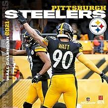 Pittsburgh Steelers 2021 12×12 Team Wall Calendar PDF