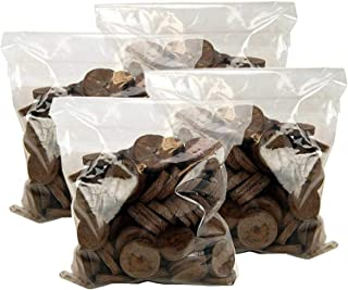 100 Count- Jiffy 30 MM Peat Soil Pellets Seeds Starting Plugs: Indoor Seed Starter- Start Planting Indoors for Transplanti...