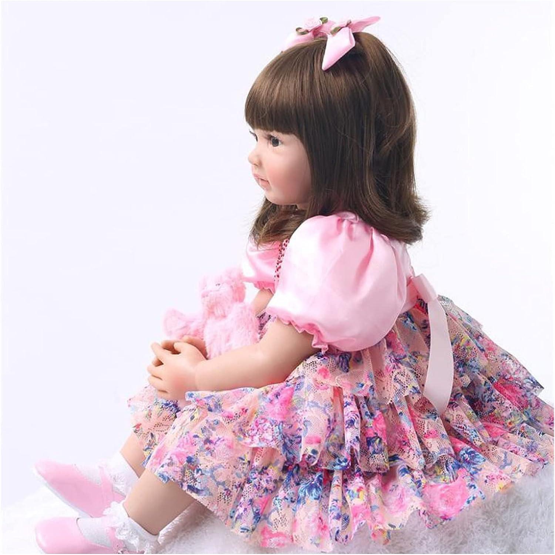 YANRU Real Dolls 24in Reborn Genuine Babies NEW Rebirth - Rea PVC Free