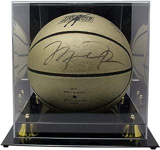 Michael Jordan Chicago Chicago Bulls Signed Mr. June Gold Wilson LE 181/323 Basketball UDA w/Case