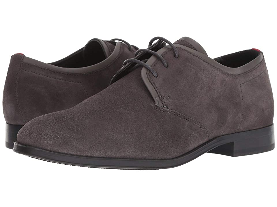 BOSS Hugo Boss Boheme Derby Casual by HUGO (Dark Grey) Men