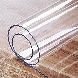 Protecteur De Couverture De Table Transparent, Tapis De Table Anti-chaud Nappes Transparentes Pour Bureau Ordinateur Burea...