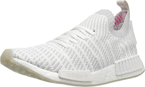 Adidas Homme NMD_R1 STLT Primeknit Originals FonctionneHommest chaussures 9 états-Unis Blanc Greone Sorse 8.5 Royaume-Uni