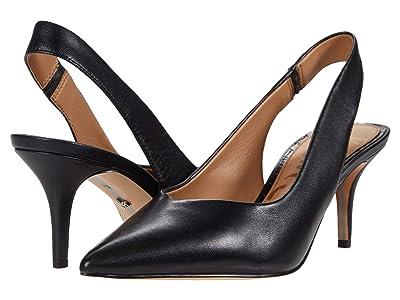 Sam Edelman Jeckel (Black Dress Nappa Leather) Women
