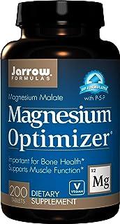 Jarrow Formulas Magnesium Optimizer - 200 Tabs - 200 Tabletas