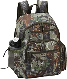 Natico 60-3655 Adventure Camo Backpack, Camouflage