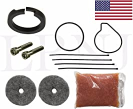 LAND ROVER DISCOVERY 2 AIR SUSPENSION COMPRESSOR PISTON SEAL & DRYER FILTRATION X8R45/FILTER