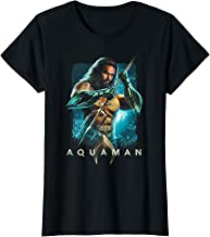 Aquaman Movie Trident T-Shirt