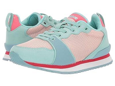 Native Kids Shoes Dartmouth (Little Kid) (Hydrangea Blue/Dust Pink/Sakura Pink/Fuji Rubber) Girl