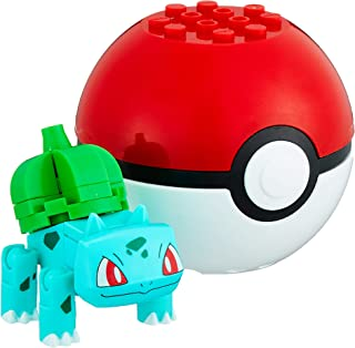 Mega Construx Pokemon Bulbasaur Figure