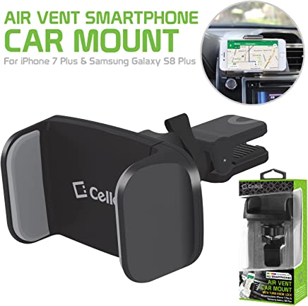 Perfect Automotive Holder for Rough Dashboard Surfaces Cellet Dashboard Full Cradle with 3M Tape for LGPhoenix Plus and Similar Size Phones