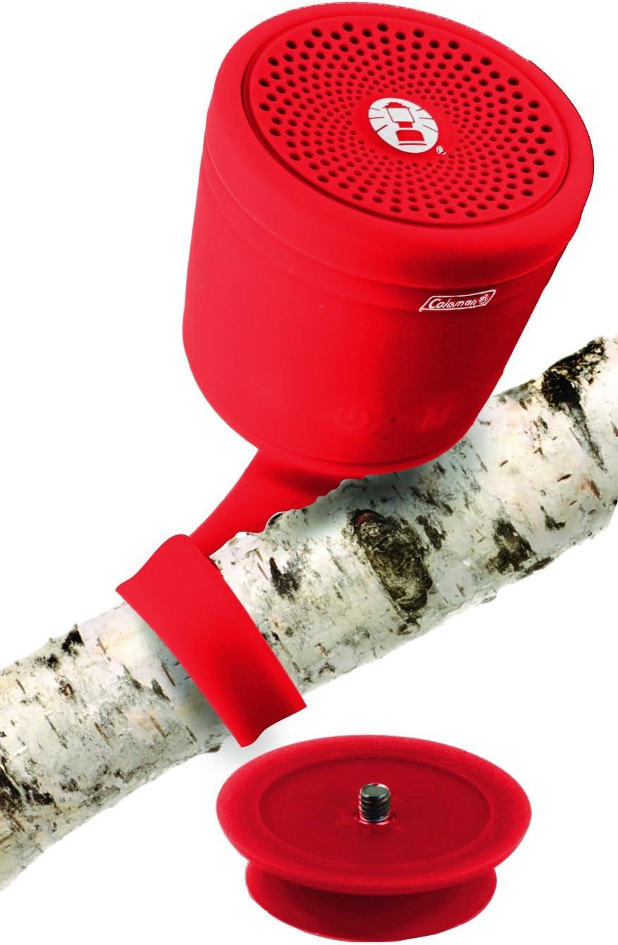 Over item handling Coleman Waterproof Hands-Free Speaker Max 67% OFF Universal for Smartphones