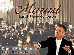 Barenboim and the Berliner Philharmoniker - Mozart Piano Concerto 20-27