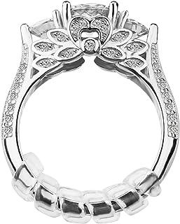 Regolatore di dimensioni dell'anello con stoffa per lucidatura di gioielli per anelli larghi, set di 12, 3 dimensioni: 2mm...