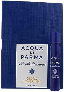 Blu Mediterraneo Cedro Di Taormina by Acqua Di Parma Vial (sample) .04 oz