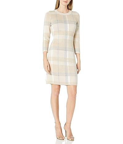 Calvin Klein Crew Neck Sweater Dress
