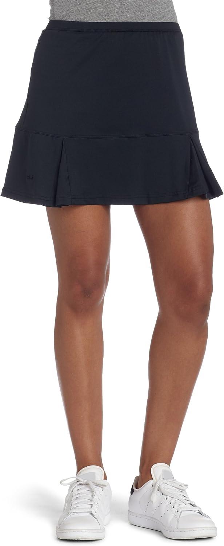 Bollé Women's Drop Waist Flare Tennis Skirt with Shorts