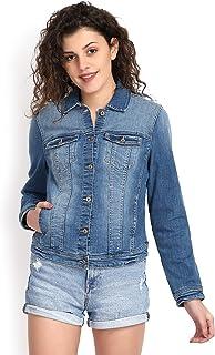 KOTTY Women's Denim Jacket
