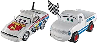Disney/Pixar Cars Race Starter & Pace Car Vehicle, 2 Pack