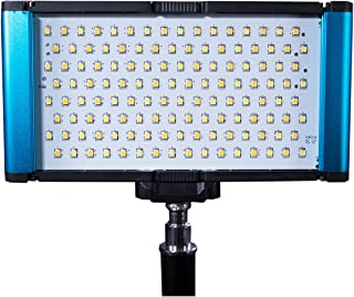 Dracast Complex High Color Rendering Index SMD Pro Daylight On-Camera LED Light, Blue (DR-CAML-ProSB)