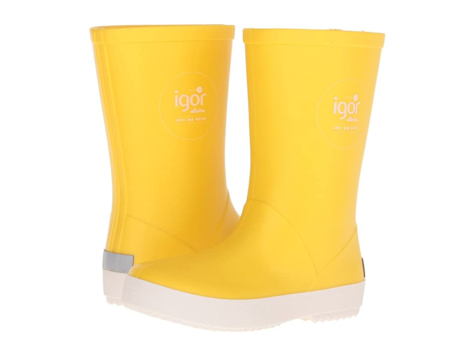 Igor W10107 (Toddler/Little Kid/Big Kid) (Yellow) Girl