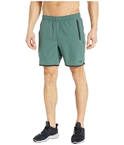 RVCA Yogger IV Shorts (Sage) Men