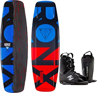 Ronix Space Blanket ATR Wakeboard Mens 137cm + Hyperlite Bindings O/S 8-12