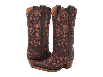 Corral Boots Kids E1302 (Little Kid/Big Kid) Cowboy Boots