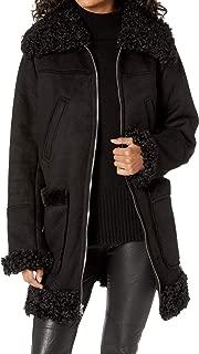 Best sam edelman faux shearling zip front jacket Reviews