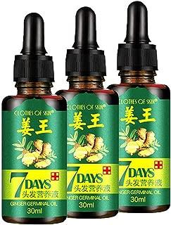 Best ginger hair growth serum Reviews