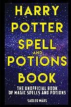 Harry Potter Spell and Potionsbok: Den inofficiella boken om trollformler och potions