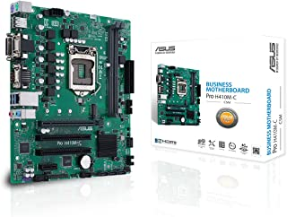 ASUS PRO H410M-C/CSM (Socket 1200/H410/DDR4/S-ATA 600/Micro ATX)