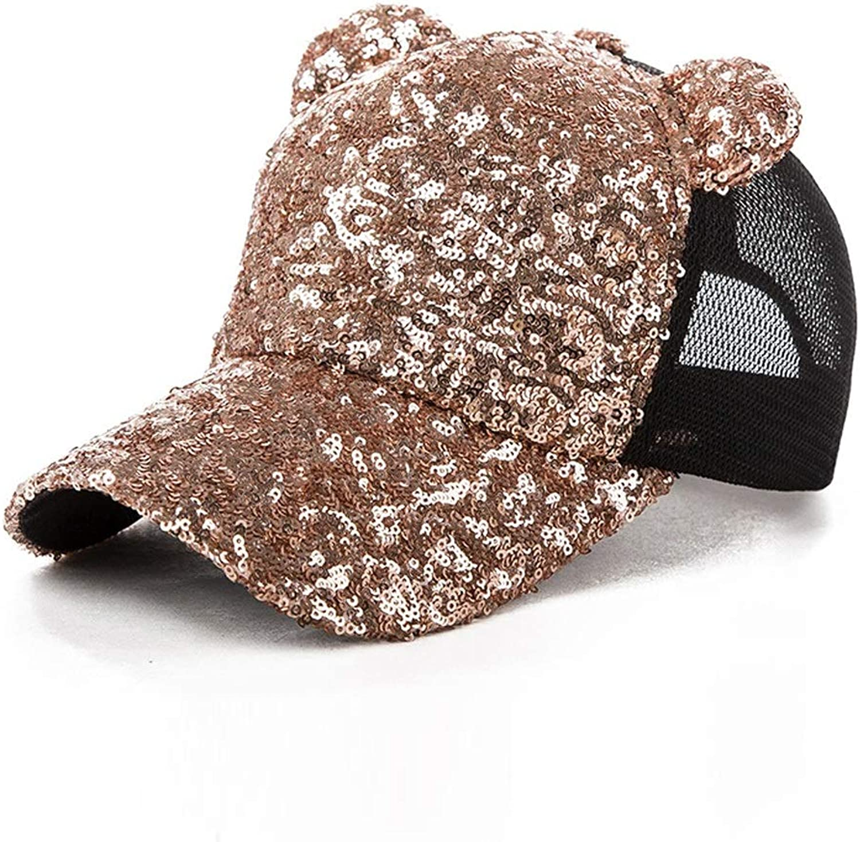 MXD Hat Female Summer Outdoor Hat Baseball Cap Student Fashion Sun Hat Cap (color   B)