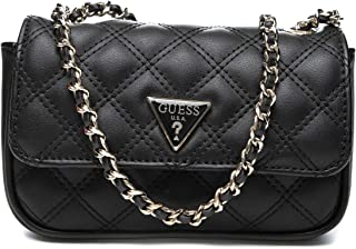 GUESS Womens Cessily Cross-Body Handbag