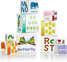 The World of Eric Carle, The Very Hungry Caterpillar Nesting and Stacking Blocks