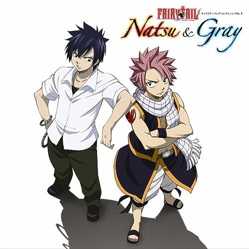 「FAIRY TAIL」キャラクターソングコレクションVOL.1 ナツ&グレイ