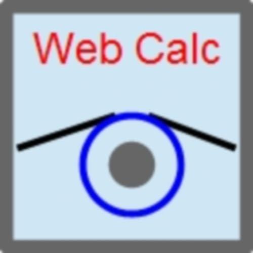 Web Calc