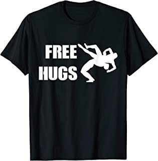 Mockup Wrestling Shirt Funny Wrestle T-Shirt Gift Idea