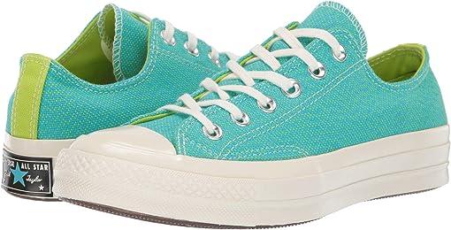 Gnarly Blue/Bold Lime/Egret