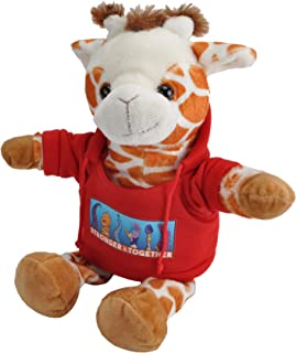 Wild RepublicStronger Together,Giraffe, Hoody,Stuffed Animal,8inches, Gift for Kids,Gift for First Responders,Plush...