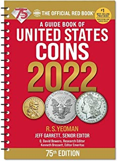 2022 Stater 3 Coin Collection of Indian Penny, Buffalo Nickel and Steel Cent with Red Book Guide to Coins 75th Edition Circulated
